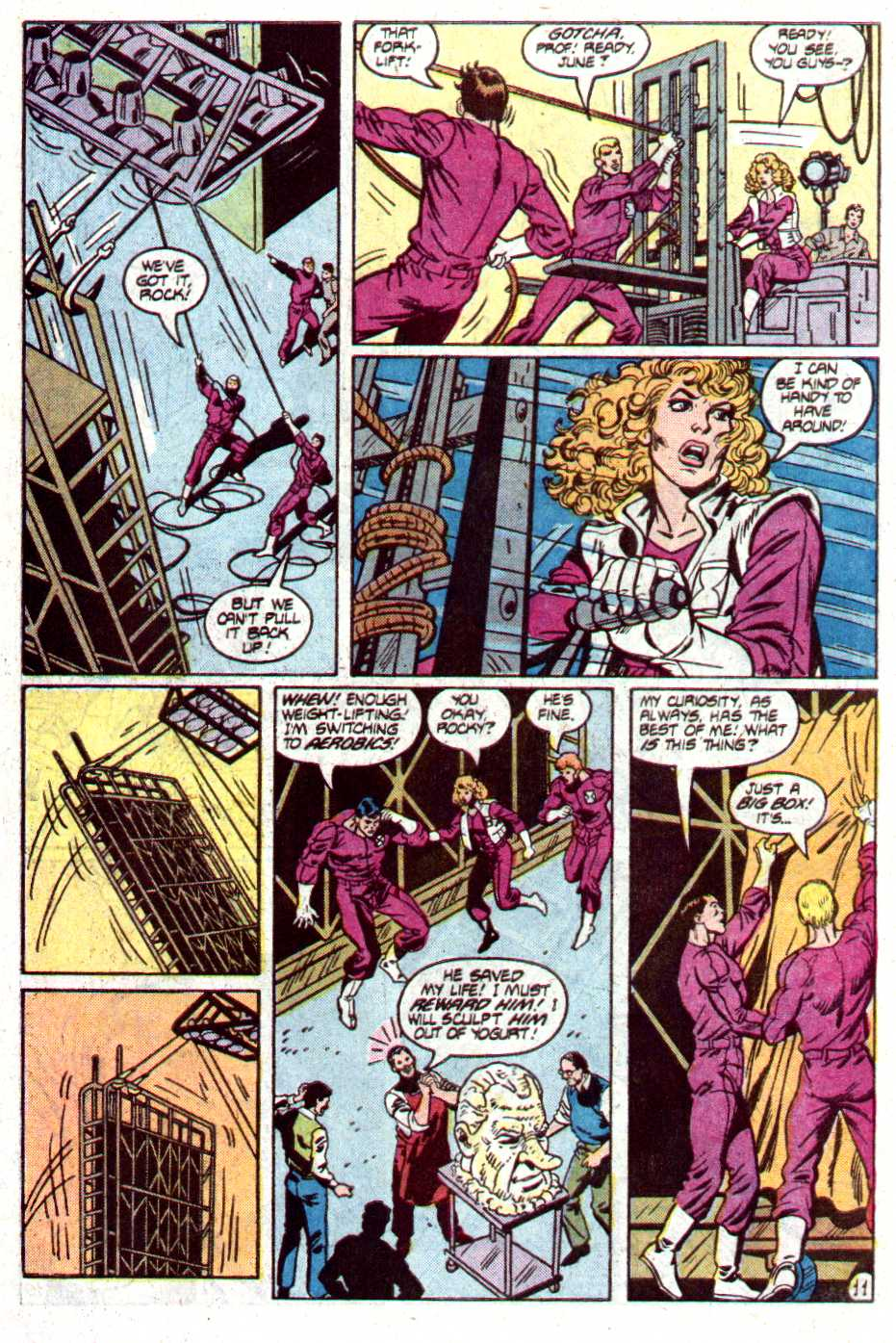 Read online Secret Origins (1986) comic -  Issue #12 - 29
