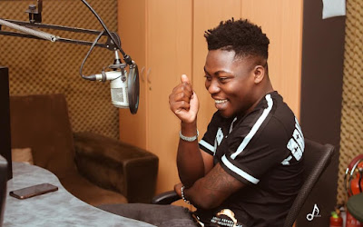 Reekado Banks unveils own record label days after exit from Don Jazzy's Mavin
