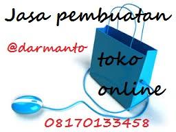 Jasa Pembuatan Website dan Toko Online Friendly