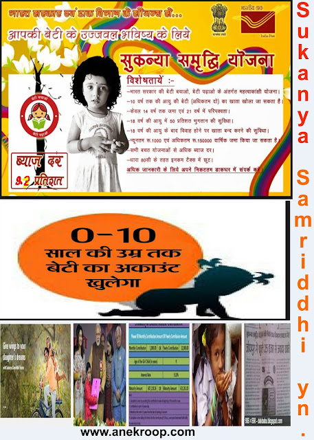 Sukanya samriddhi yojana in hindi new update anek roop for Koi 5 anopcharik patra