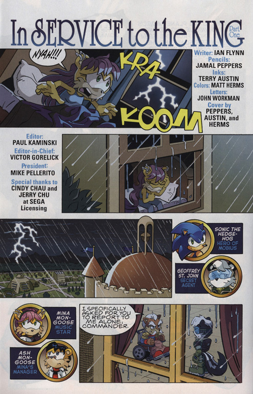 Comic Sonic The Hedgehog 1993 Issue 219