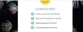 Freebird rides app email checklist