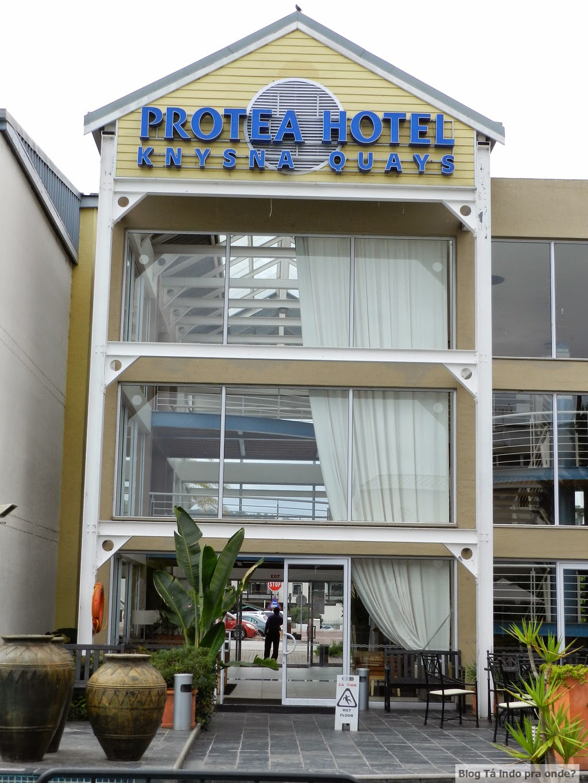 Protea Hotel Knysna Quays em Knysna