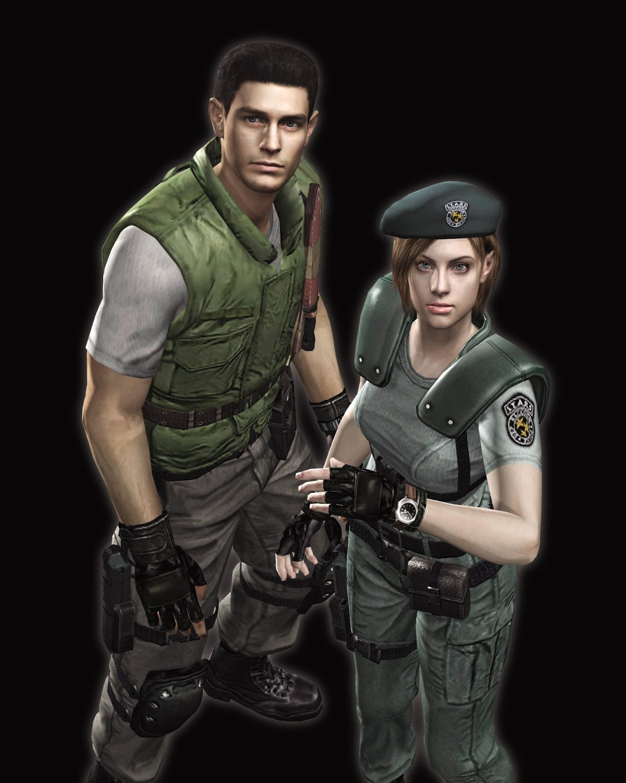 jill valentine and chris redfield relationship tips