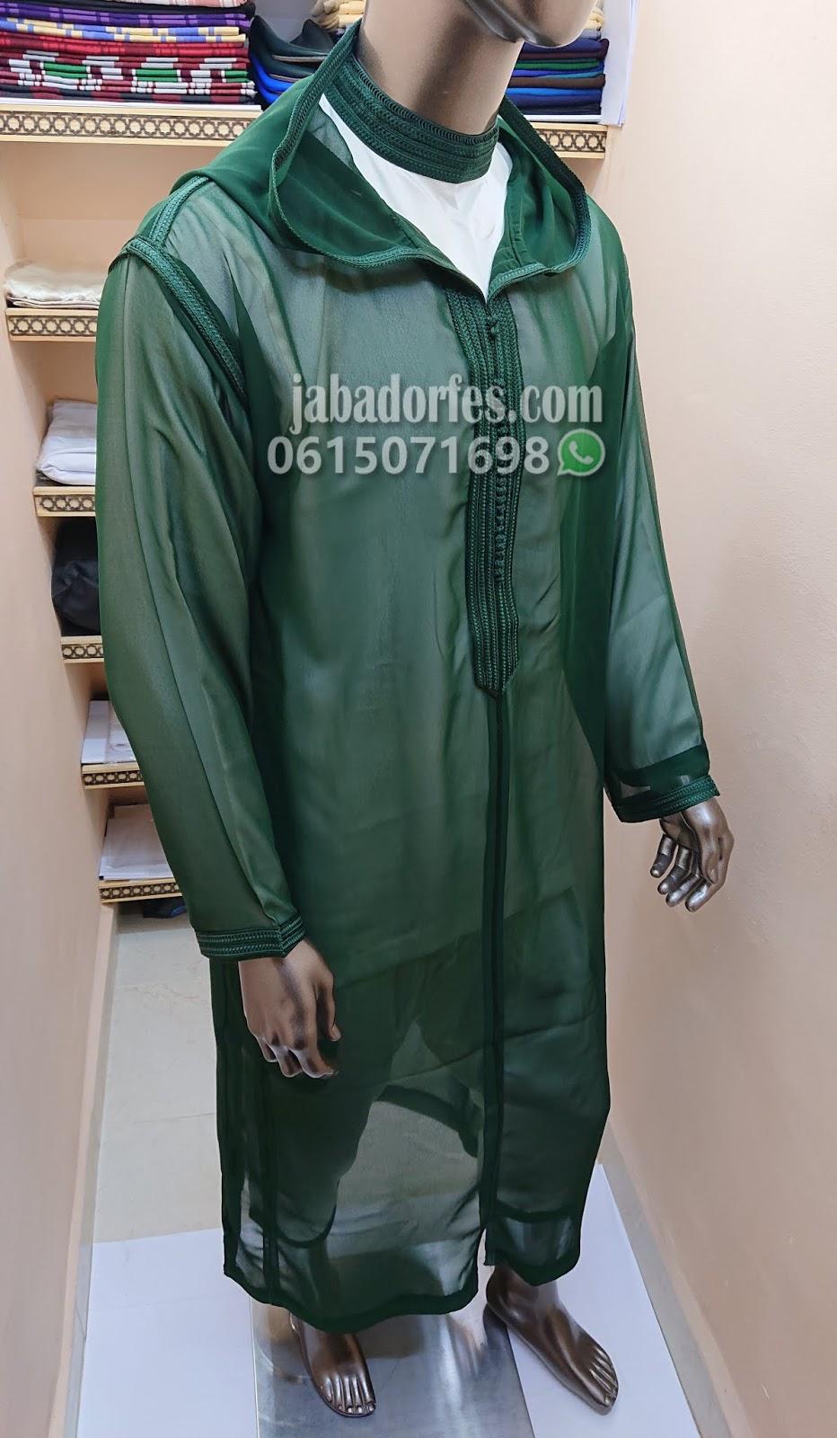 888c86d2b اللباس التقليدي المغربي للرجال