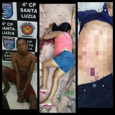 Violência: Chapadinhense é morta a tiros pelo marido em Santa Luzia-MA