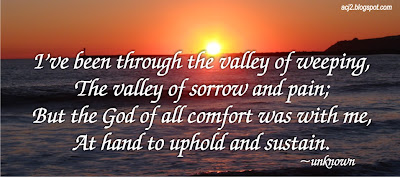 valley of sorrow