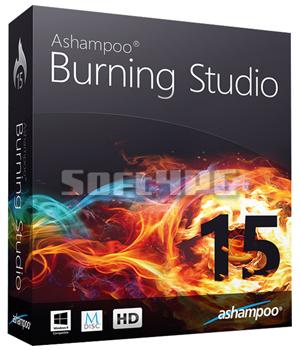 Ashampoo Burning Studio 2015 1.15.3.18 + Key