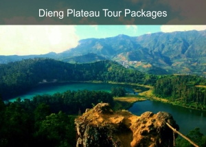 Dieng Plateau Tour Packages