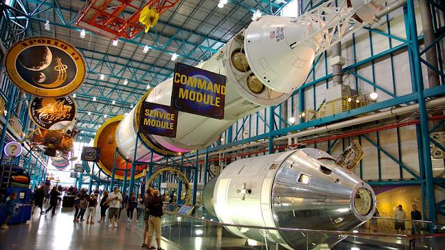 Parque da NASA em Orlando