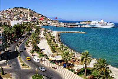 Kota Kusadasi Turki