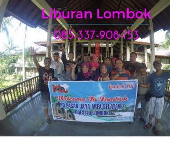 paket tour lombok 3d2n