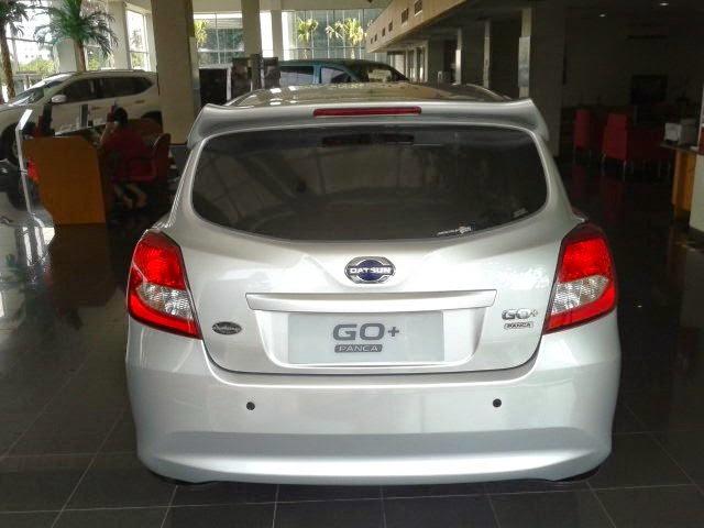 Eksterior Nissan Datsun GO +