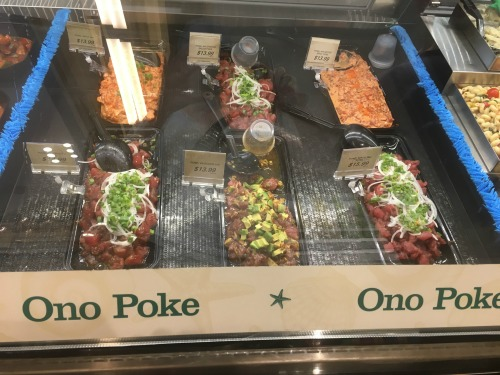 North Shore Oahu poke