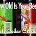 Αντιμέτωπος με μια ληγμένη μπύρα
