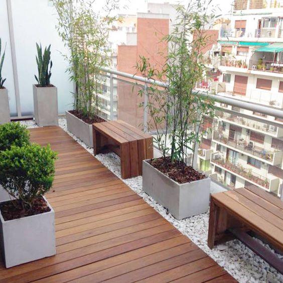 Ibercons arquitectura dise o decoraci n de terrazas for Balcones madera exterior