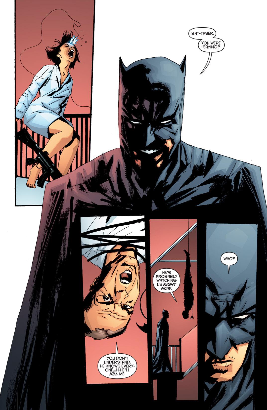 Detective Comics (1937) 871 Page 18