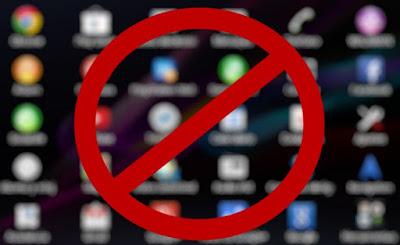 Cara Menghilangkan Aplikasi Bawaan Smartphone atau Bloatware