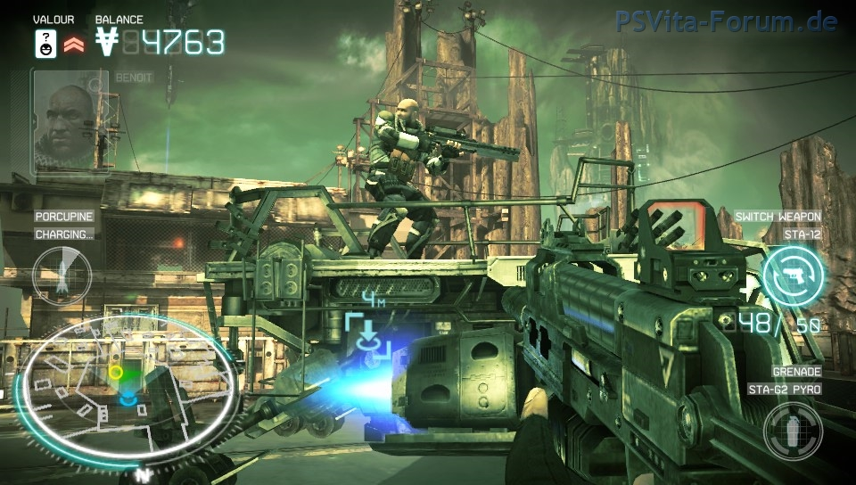 Killzone Mercenary PS Vita%2B%252836%2529 - Killzone Mercenary (VPK/MAI) PS VITA