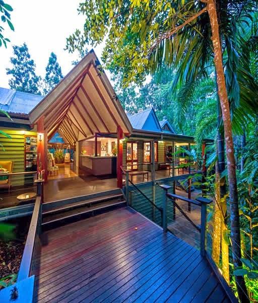 Silky Oaks Lodge, Daintree Queensland -Australia
