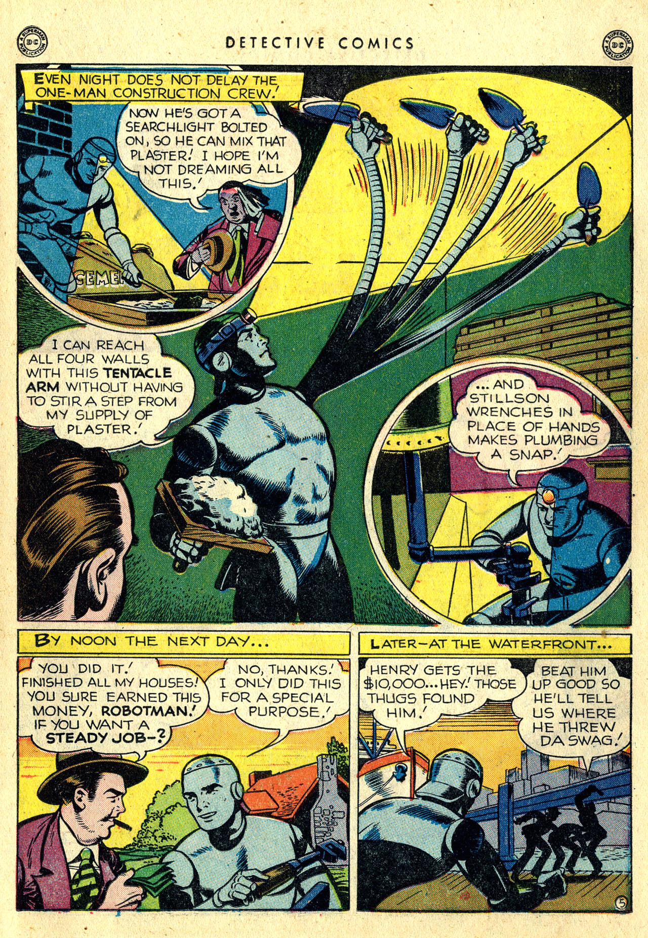 Read online Detective Comics (1937) comic -  Issue #140 - 21