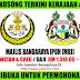 Jawatan Kosong Majlis Bandaraya Ipoh (MBI) -14 March 2017