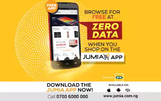 Jumia In conjunction with Mtn offers free internet service price in nigeria