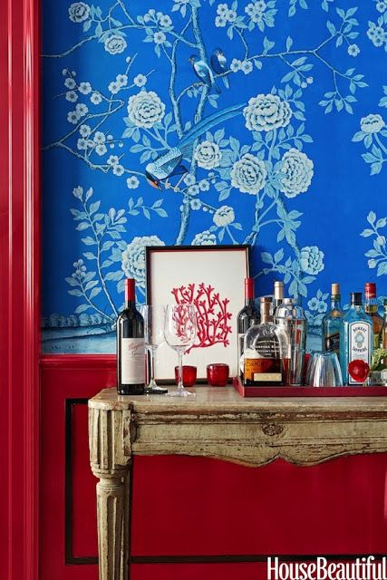 Chinoiserie Chic Happy Presidents Day