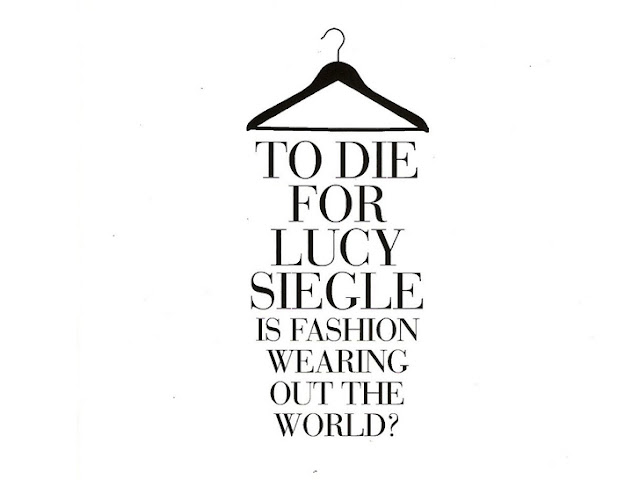 Must Read Sustainable Fashion Books - To Die For | BeEco Fashion