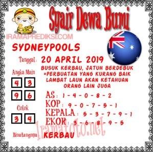 dadumaster Code Syair Sidney
