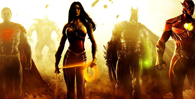 Justice League - Injustice Game