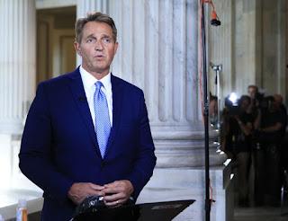 GOP senators blister Trump