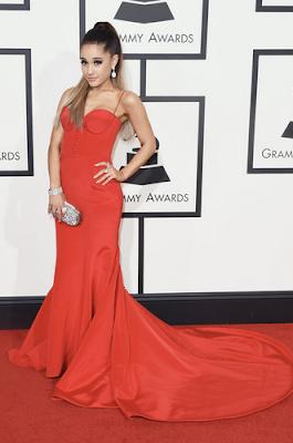 Ariana Grande Grammys 2016