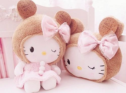 Gambar DP BBM Foto Hello Kitty Lucu Cantik Imut