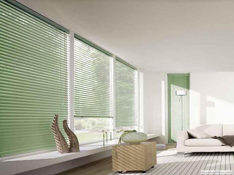 Decoraci n con persianas fotos de cortinas decoraci n - Persianas venecianas bricor ...