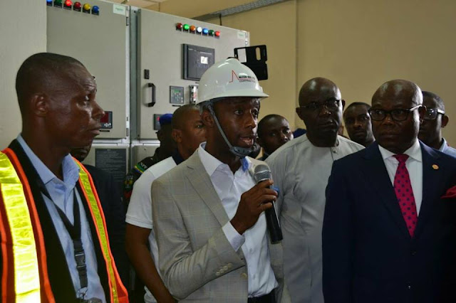 2018 budget: Lawmakers inspects ongoing projects at Ibom Airport