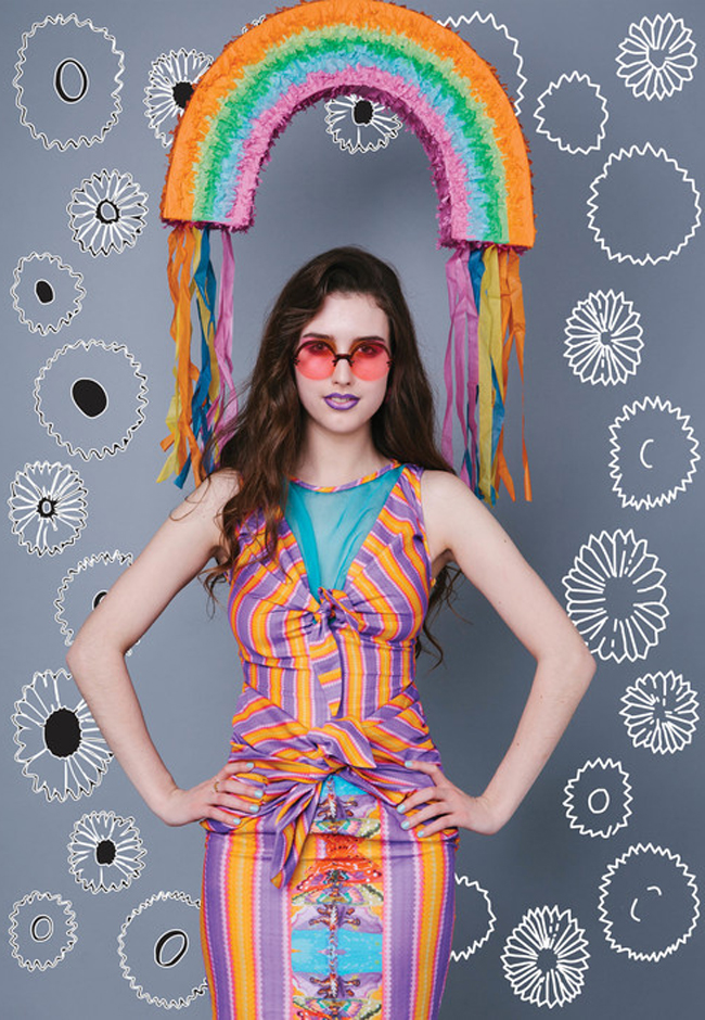 Ciara Monohan, Tropical fashion, london independent