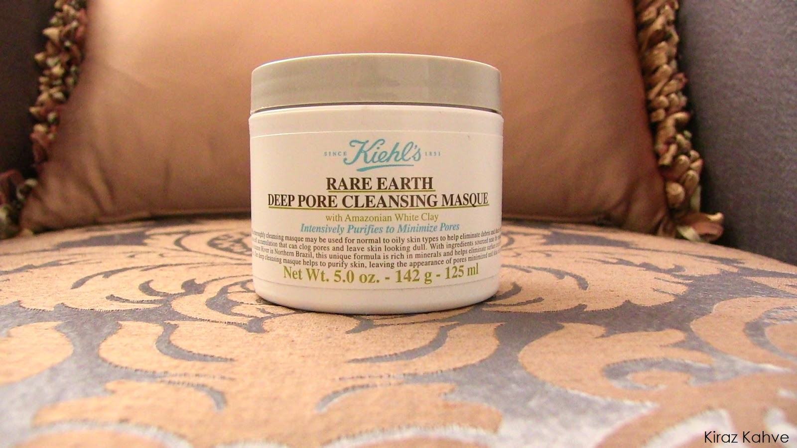 kiehl's rare earth celasing masque