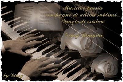 la musica è poesia