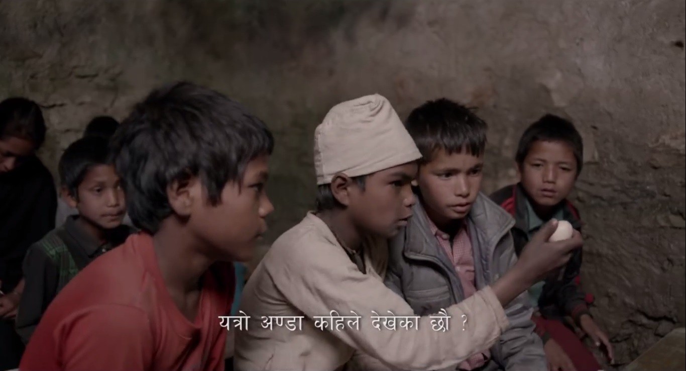 nepali movie kalo pothi