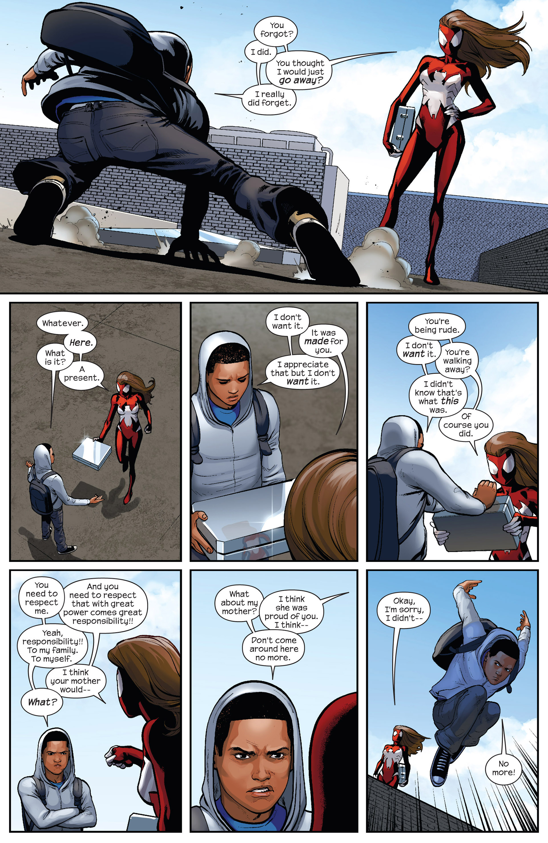 Read online Ultimate Comics Spider-Man (2011) comic -  Issue #23 - 10