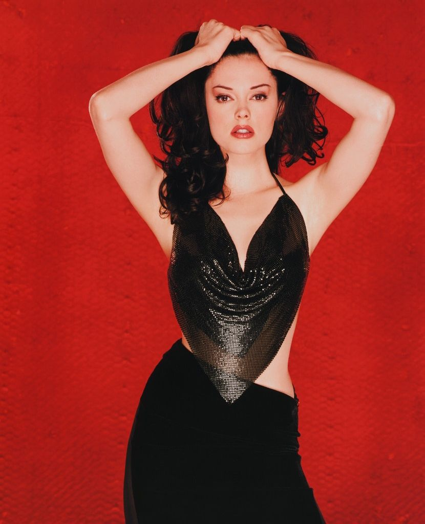 The Cathode Ray Mission: Femme Fatale Friday: Rose McGowan