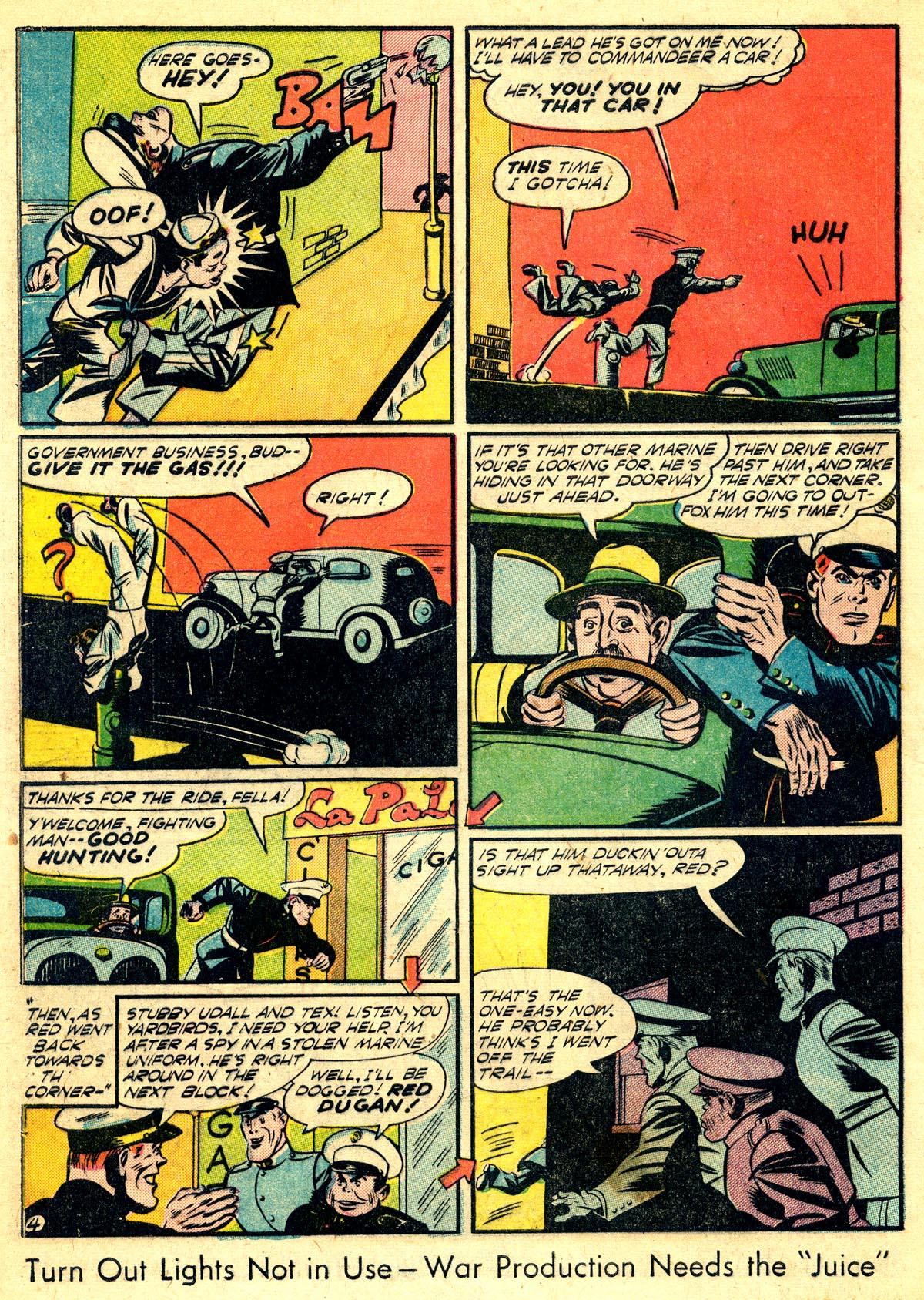 Read online All-American Comics (1939) comic -  Issue #60 - 40