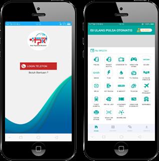 Husna Pulsa Komunika Aplikasi Android Server Pulsa Termurah