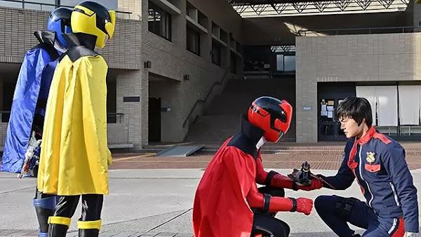 Spoiler Kaitou Sentai Lupinranger VS Keisatsu Sentai Patranger Episode 50