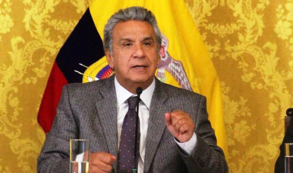 Moreno se entrevistará con vicepresidente de EEUU / METRO