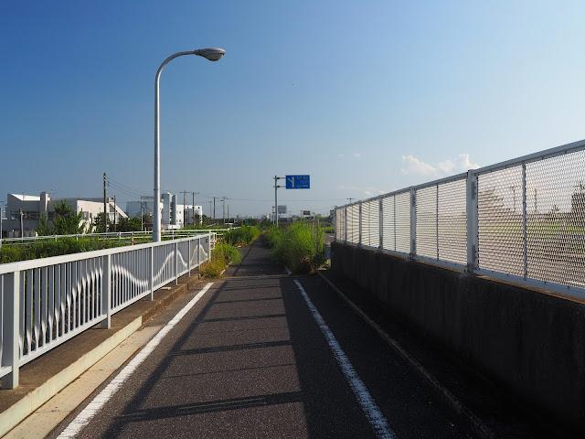 九十九里一宮大原自転車道