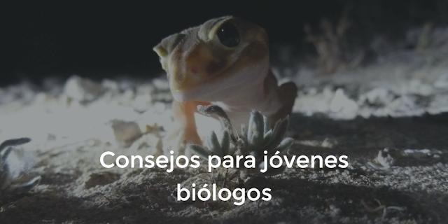consejos para biólogos