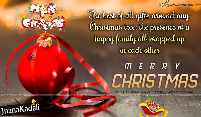 Christmas English Wishes Quotes, Best English Christmas Greetings, Christmas messages in english