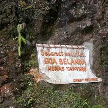 Batu Lubang, Goa Yang Sangat Fenomenal Di Sumatera Utara